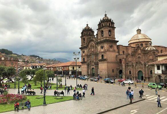 Bezoek Cuzco Tijdens Deze Incentive Reis