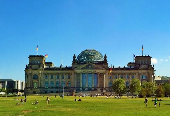 Personeelsdiner-Reichstag