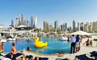 Personeelsreis Dubai